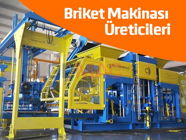 Briket Makinası Üreticileri