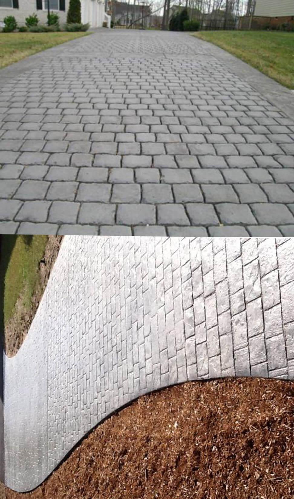 Where to Use Concrete Paver?