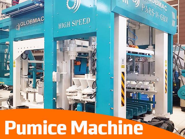 Pumice Machine