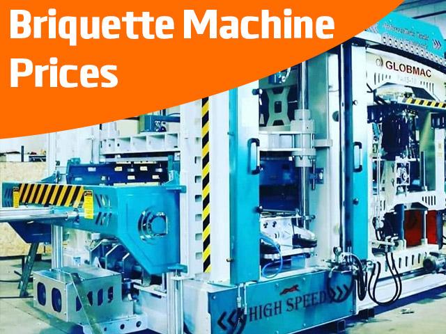 Briquette Machine Prices