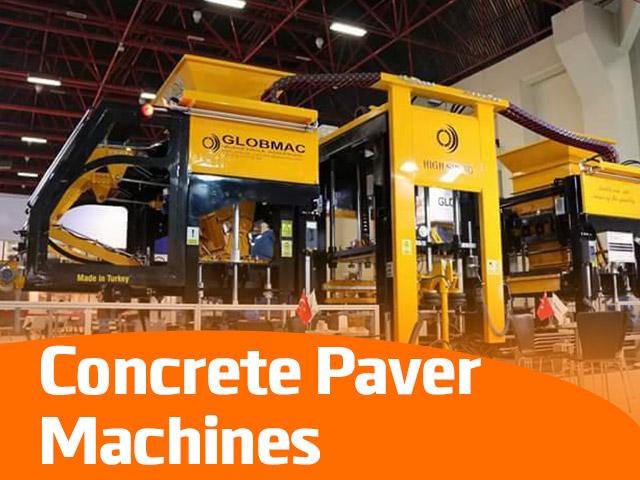 Concrete Paver Machines