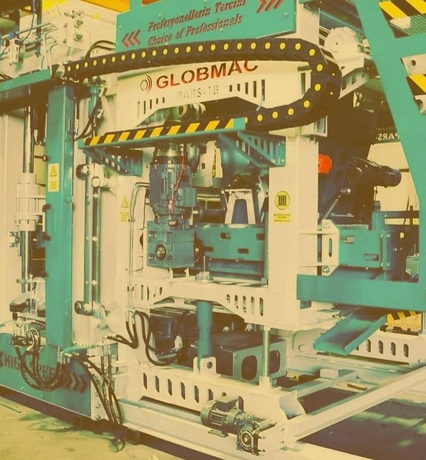 High Quality Paver Machine