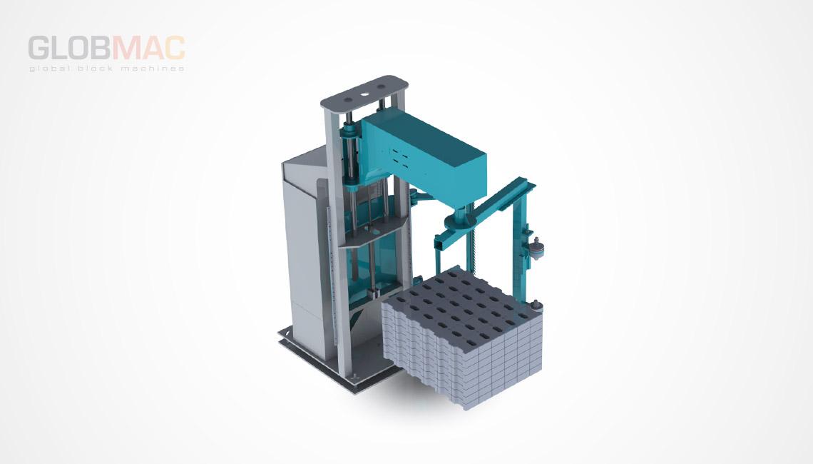 KB STR Streç Sarma Makinası