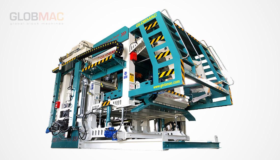 PARS 18 Beton Parke ve Briket Fabrikası